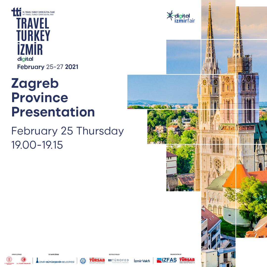 CITY PRESENTATION: ZAGREB