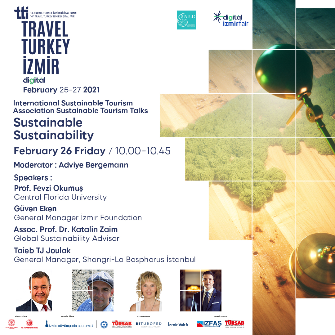 INTERNATIONAL SUSTAINABLE TOURISM ASSOCIATION